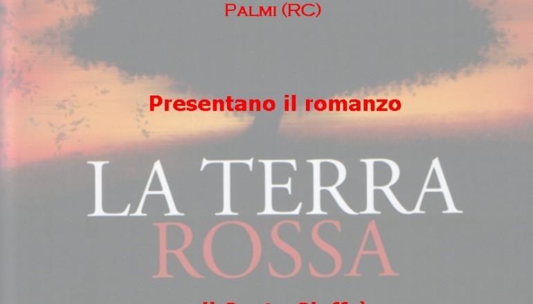 """Palmi (RC), presentazione del libro """"La terra rossa"""""""