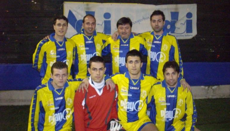 ASI Reggio Calabria, Torneo Five Football 2011