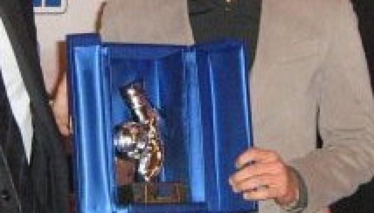 Calabria Calcio Giovanile, premiato il giovane Antonio Cormaci