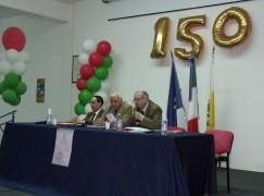 """Melito Porto Salvo (RC), convegno al G. Familiari: """"La Calabria per l'Unità d'Italia"""""""