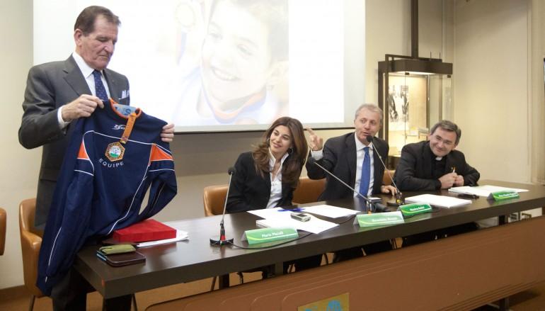 Sport, siglato accordo a Roma tra il Csi e la Lega Pro