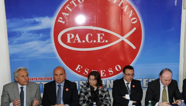 Reggio Calabria, conferenza stampa di PA.C.E. con Raffa e Arena