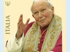 Reggio Calabria, un francobollo commemora la beatificazione di Giovanni Paolo II