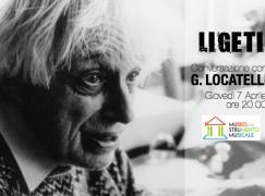 Reggio Calabria, Conversazioni al Museo dello Strumento Musicale con Locatelli