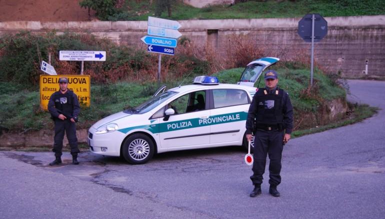 Caulonia (RC), Polizia Provinciale scopre autoriparatore abusivo
