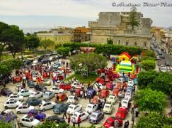 Locri (RC), al via 5° raduno delle Fiat 500