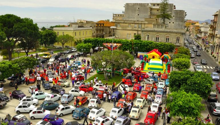 Al via 1° Raduno FIAT 500 Città di Rossano