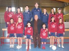 Al Palasport di Locri il Torneo triangolare calcio a 5 femminile under 17