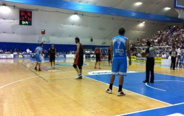 Basket, al PalaCalafiore Liomatic Viola -UPEA Capo d'Orlando