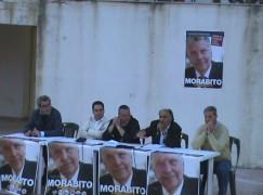 I comizi di Morabito verso il ballottaggio