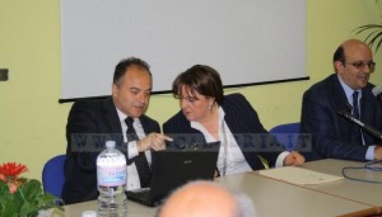 Gratteri racconta la mafia nella scuola media C.Alvaro a Melito PS