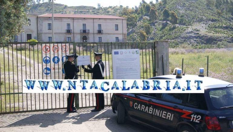 Bova Marina, sigilli dei carabinieri ad immobile destinato a centro Aism