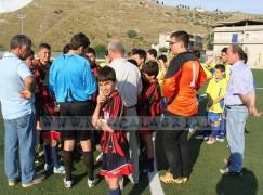 Melito Porto Salvo, Finale CSI calcio a 9