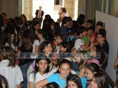 150 note, le foto della manifestazione al Cilea di Reggio Calabria
