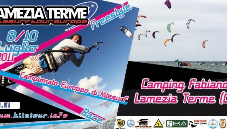Kitesurf Tour Lamezia Terme, il programma