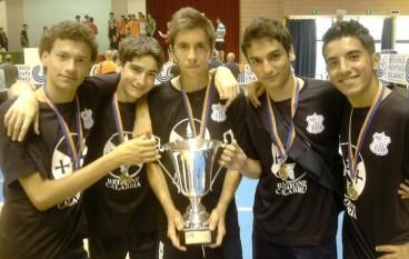Csi Reggio Calabria, PGS Olimpia 2000 Campione Nazionale Juniores
