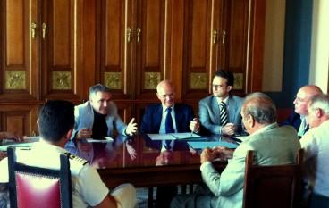 Reggio Calabria, incontro alla Provincia su messa in sicurezza promontorio di Scilla
