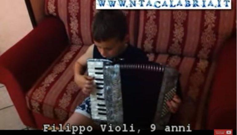 Tarantella di Filippo Violi