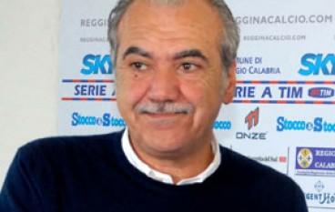 """Reggina, Foti: """"Temo la retrocessione. Iscrizione incerta in Lega Pro"""""""