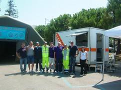 Reggio Calabria, è partita la settimana del volontariato di Protezione Civile