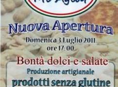 "Apre a Polistena (RC) ""Mi Aglut"", bontà dolci e salate per celiaci"