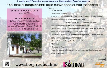 I Borghi Solidali a Napoli
