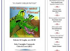 """Locri (RC), seminario conclusivo del progetto """"Il Diario delle Favole"""""""
