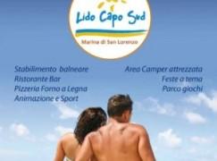 Lido Capo Sud, Marina di San Lorenzo, per un estate da sogno