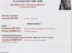 Mirto Crosia (CS), termina la 30esima edizione della Festa dell'Emigrante