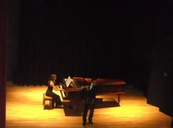 """Una presenza calabrese al """"Festival Internazionale di Musica Morella Sonora 2011"""""""