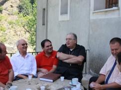 Siglato Patto d'amicizia tra Comune Placanica e Bad Deutsch-Altenburg