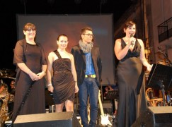 """Gdl Band a Catanzaro Lido con """"Mina Vagante"""" per chiudere Marinfest"""