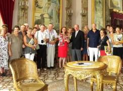 Provincia, Lamberti Castronuovo incontra delegazione APCFI italo francese