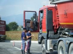 Villa San Giovanni (RC), autotrasportatore deferito per guida in stato di ebbrezza