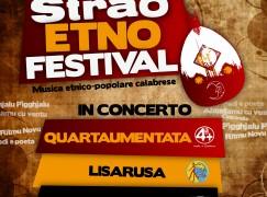 Straorino (RC), il 21 agosto Strao Etno Festival
