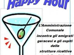 Gerace (RC), successo di pubblico per l'Happy Hour