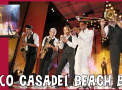 Mirko Casadei beach band a Botricello (CZ)