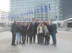 A Bruxelles i primi laureati calabresi vincitori del progetto BRIDGE