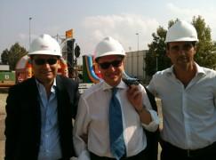 Rossano (CS), la Centrale ha aperto le sue porte al pubblico