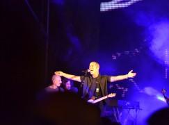 Reggio Calabria, il concerto di Raf ha concluso i festeggiamenti