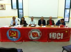 Bagaladi (RC), concluso il 1° Congresso del PdCI