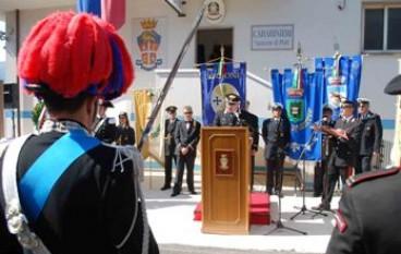 Platì (Rc), caserma intitolata al brigadiere Marino