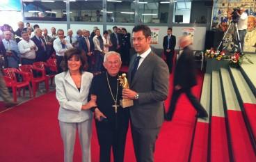 Il Presidente Scopelliti premiato dalla Comunità Incontro