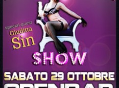 Catanzaro, burlesque show all'Orso Cattivo Country Pub