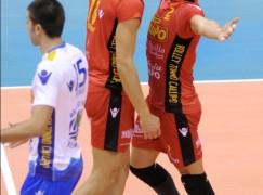 """Volley Tonno Callipo, Nikolov esalta il gruppo: """"Noi in campo come un solo uomo"""""""
