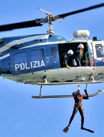 Reggio Calabria, salvato speleologo in grave pericolo