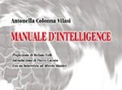 """Catanzaro Lido, presentazione del libro """"Manuale d'intelligence"""" di Antonella Colonna Vilasi"""