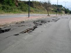 Arghillà (RC), Petizione per la sicurezza stradale