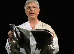 Lamezia Terme (CZ), Ottavia Piccolo inaugura la stagione di prosa 2011-12 del Teatro Politeama