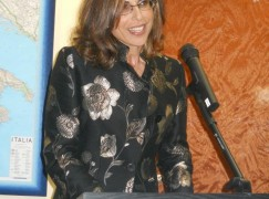 """20 novembre 2011: """"Da donna a donna, la politica in Calabria con Angela Napoli"""""""
